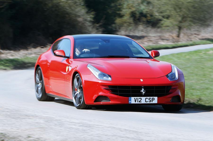 Ferrari para o dia-dia