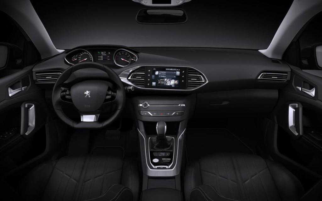 Peugeot 308 - Painel