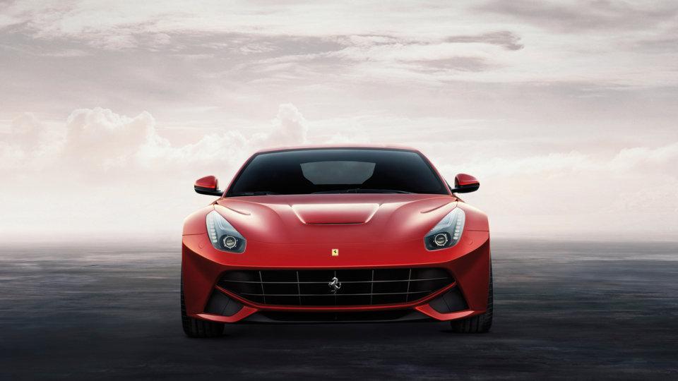 Ferrari F12 Berlinetta - frente