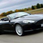 Aston Martin - DB9 Volante