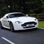 Aston Martin - V8 Vantage Coupe