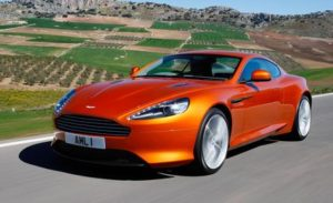 Aston Martin - Virage