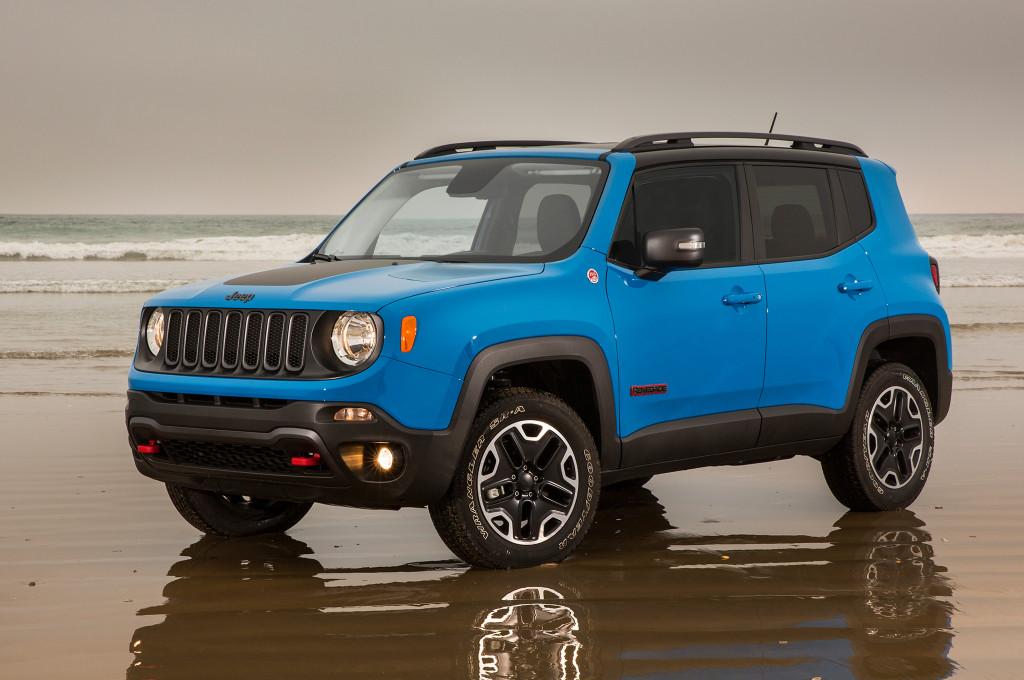 Jeep Renegade - Trailhawk