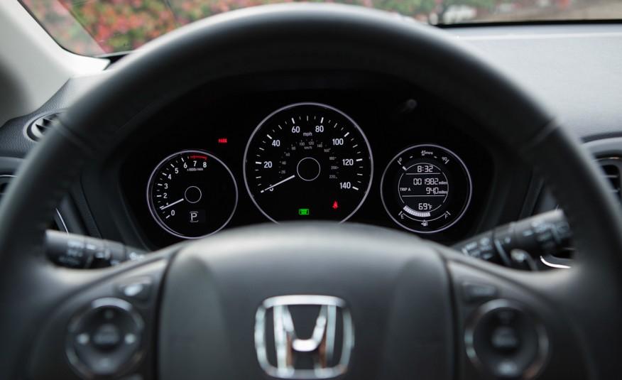 Honda HR-V 2016 - Volante
