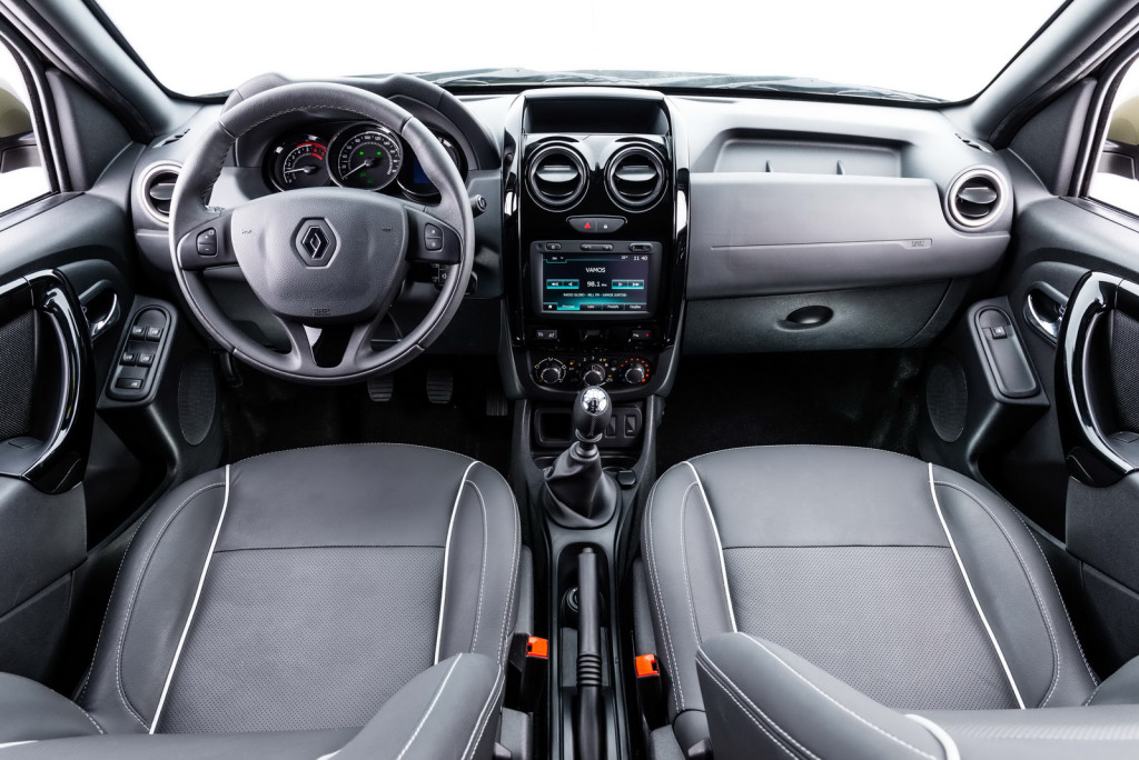Renault - Duster Oroch - Cabine
