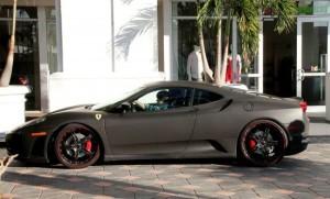 Justin Bieber - Ferrari F-430