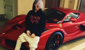 Justin Bieber - LaFerrari