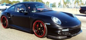 Justin Biebers - Porsche 997 Turbo