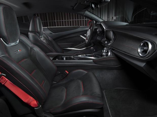 Camaro ZL1 - Interior