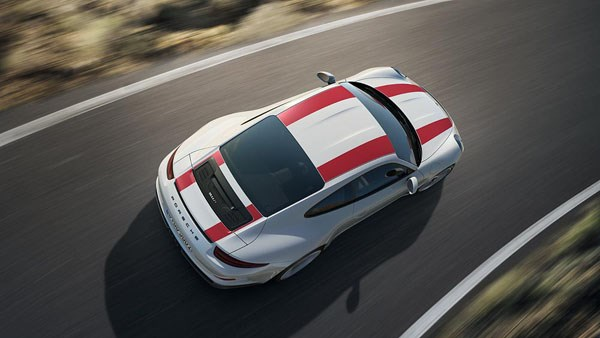 Porsche 911 R - Superior