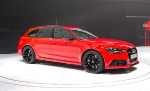 Audi - RS6 Avant