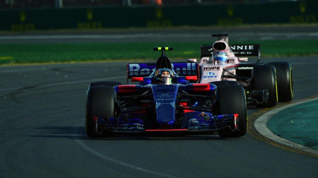 Force India - GP Austrália 2017